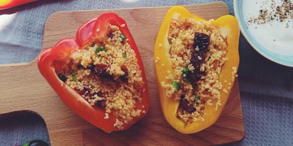 Recept: Gevulde paprika
