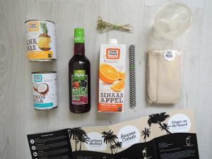 fairtrade mocktail kit