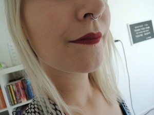HEMA Longer Lasting Lipstick nr. 04