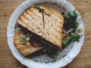 recept tosti geitenkaas