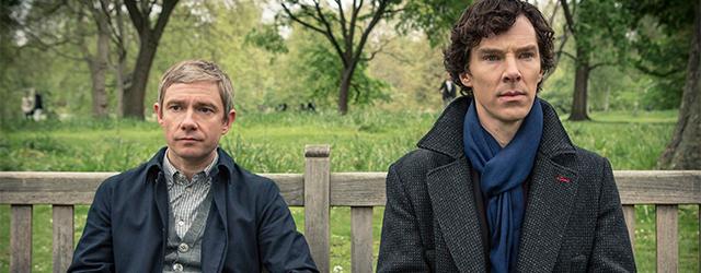 Serie tips: Sherlock (BBC)