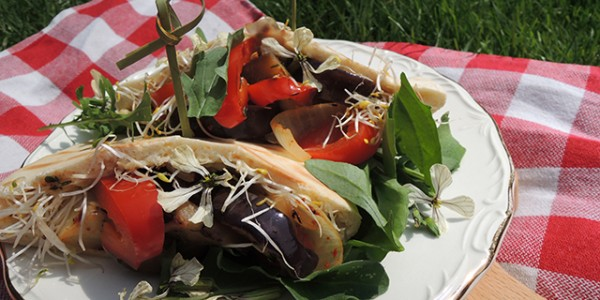 vega pitabroodjes recept