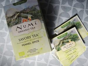 numi fennel spice tea