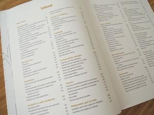 plenty kookboek inhoudsopgave