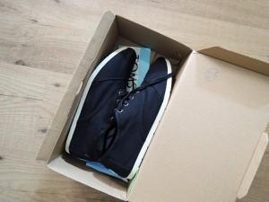 toms in schoenendoos