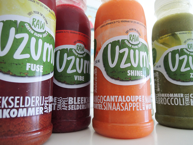 uzuma green slow juice
