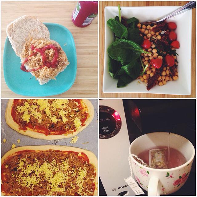vegan eetdagboek dag 12