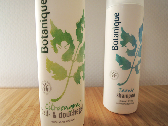 botanique douchegel en shampoo