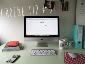 groene tip zoekmachine