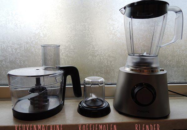 philips keukenmachine accessoires