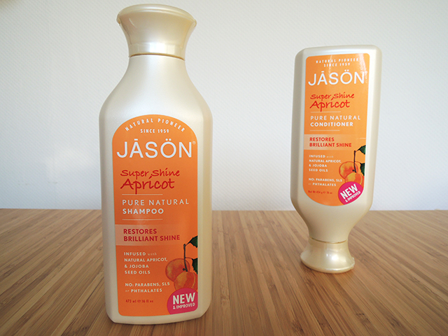 review jason shampoo
