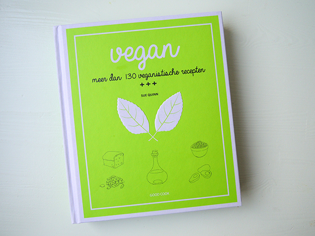 vegan kookboek review