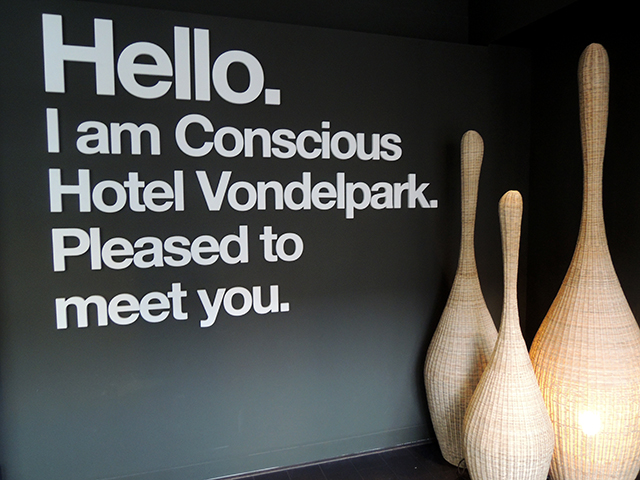 conscious hotel amsterdam review