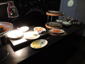 conscious hotel biologisch ontbijt