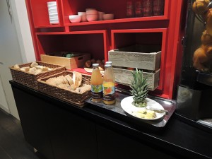 conscious hotel ontbijtbuffet