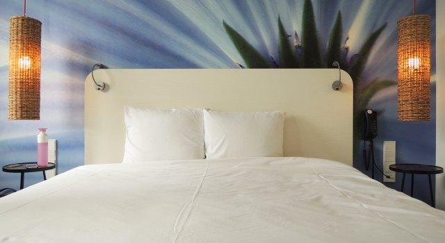 conscious hotel standard room