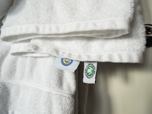 handdoeken biologisch katoen