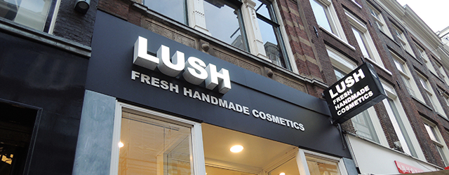 lush amsterdam