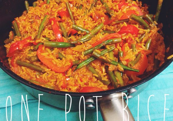 one pot rice