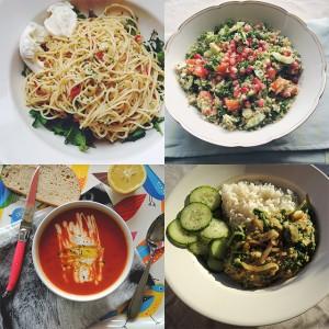 vegetarische recepten