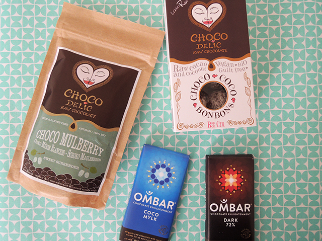 chocodelic chocolade