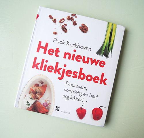 het nieuwe kliekjesboek