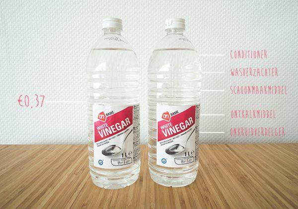 azijn toepassingen