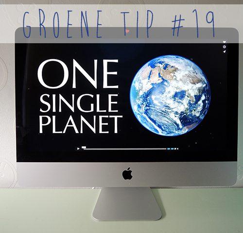 one single planet