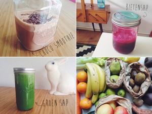 smoothie en juice recepten