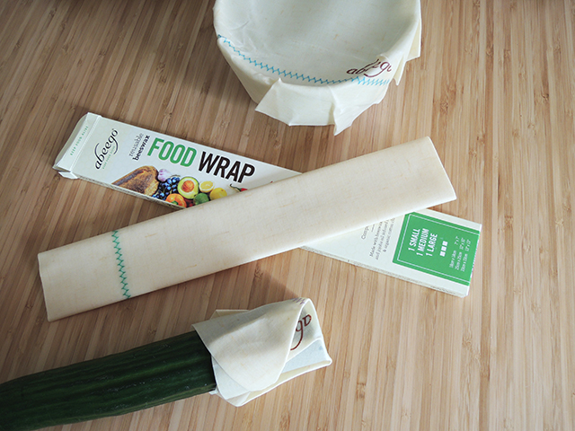 Abeego foodwraps