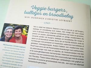 kookboek veggie burgers