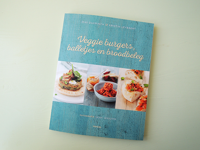Kookboek: Veggie burgers, balletjes en broodbeleg