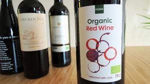 hema biologische wijn