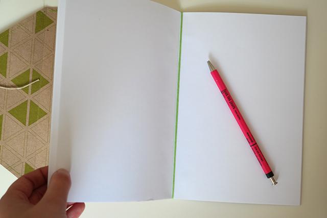 Kadbolab notitieboek