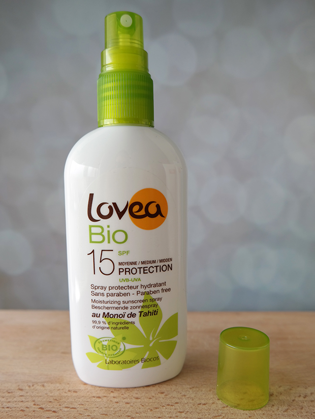 Lovea Sunscreen Spray