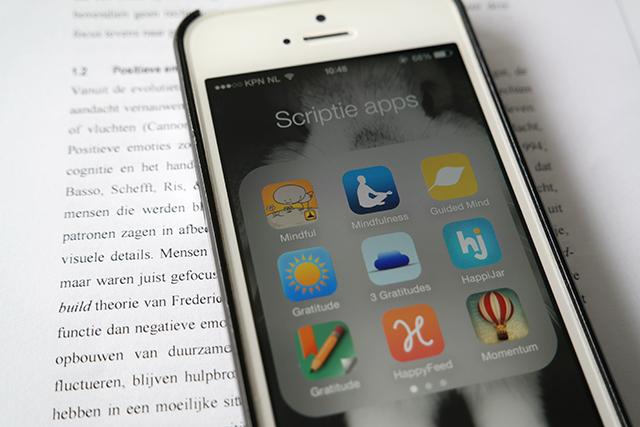 Positieve psychologie apps