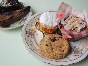 vegan muffins koek en taart