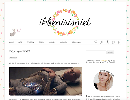 oude layout