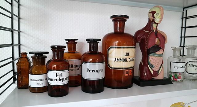apothekerspotten