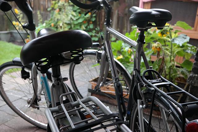 leven zonder auto: fietsen