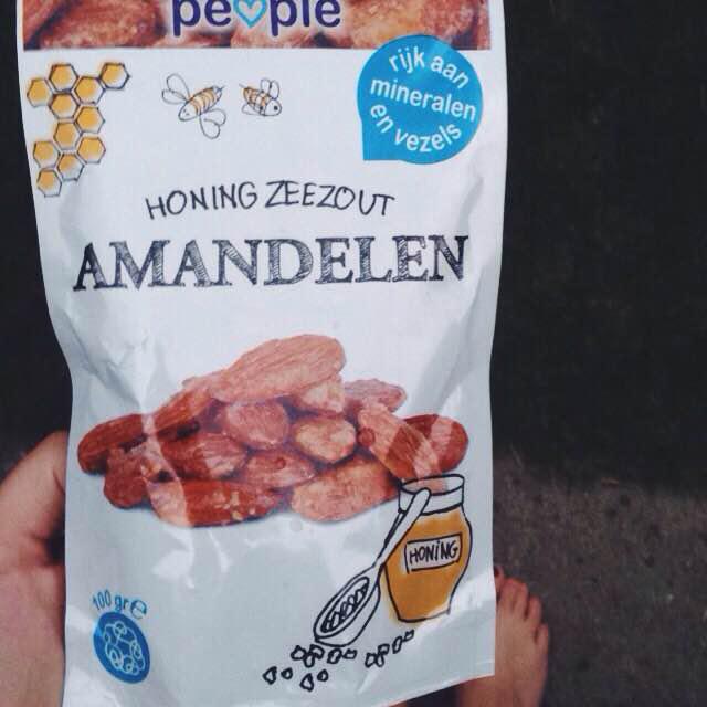 amandelen healthy people