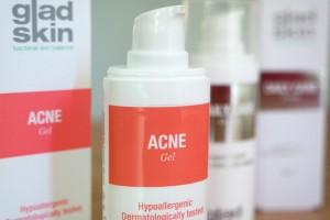 Gladskin tegen acne