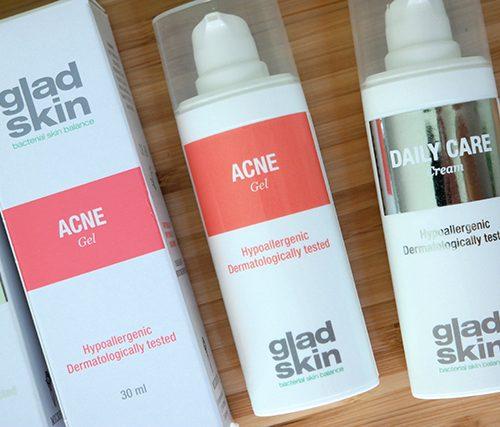 Gladskin tegen acne - Review