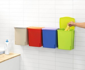 brabantia prullenbakken afval scheiden