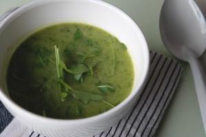 broccoli-rucolasoep
