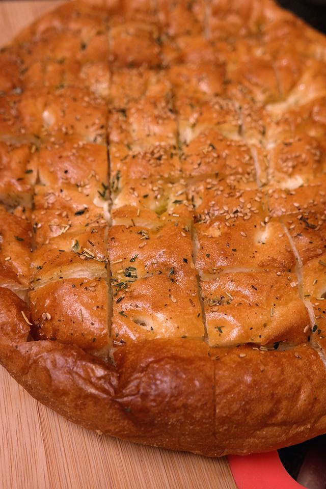 knoflooksoep met deelbrood