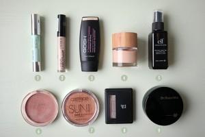 dierproefvrije make-up stash