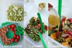 hema lunchbox collage