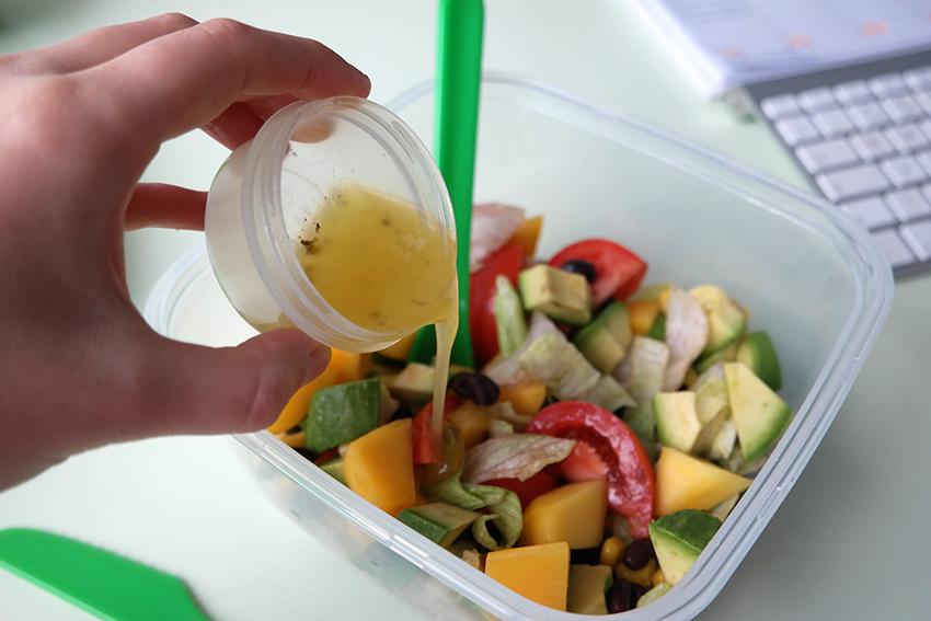 HEMA lunchbox - Mexicaanse salade