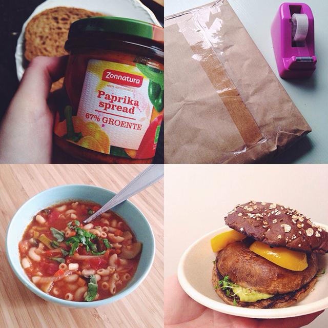 een week gezond eten